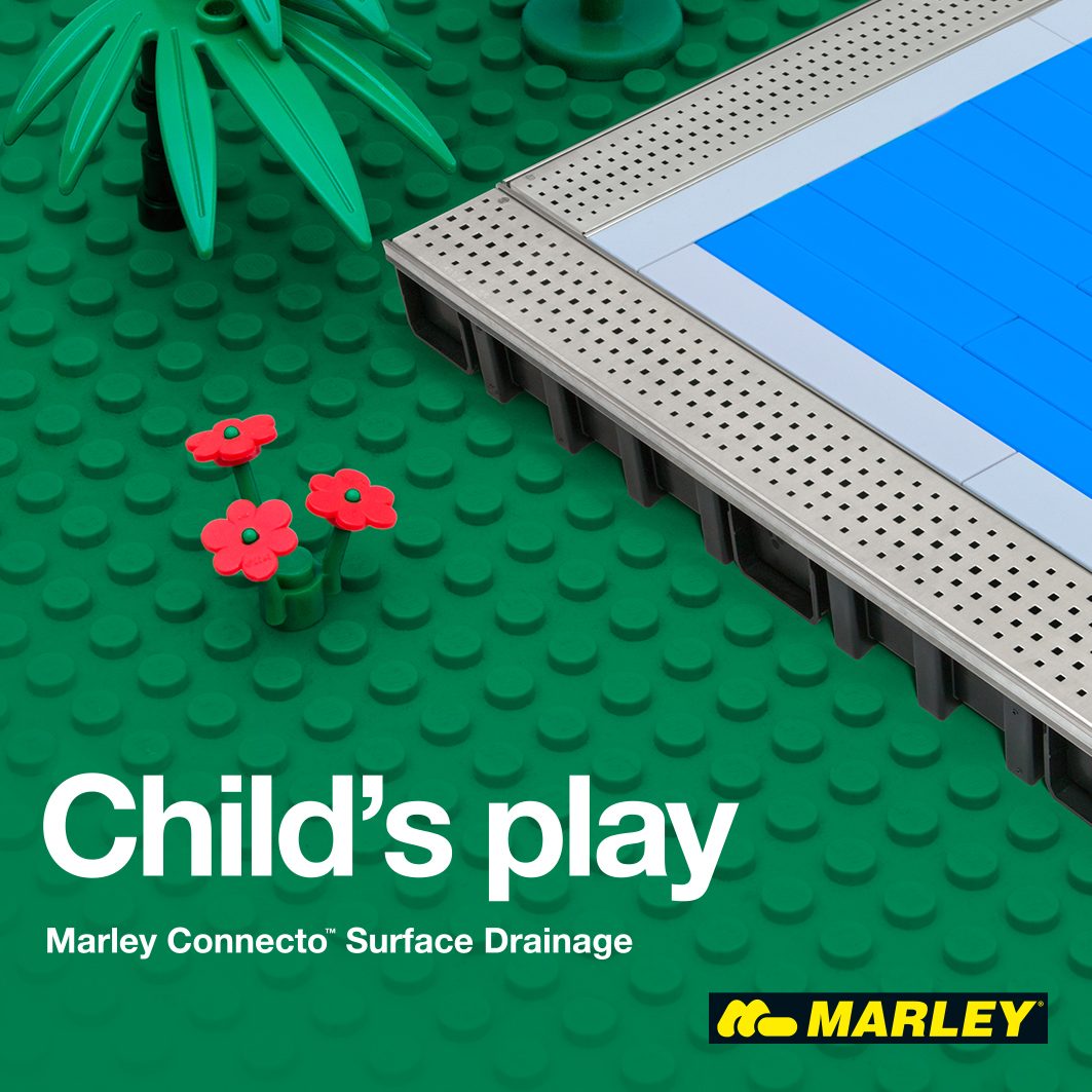 MARLEY CONNECTO™ SURFACE DRAINAGE