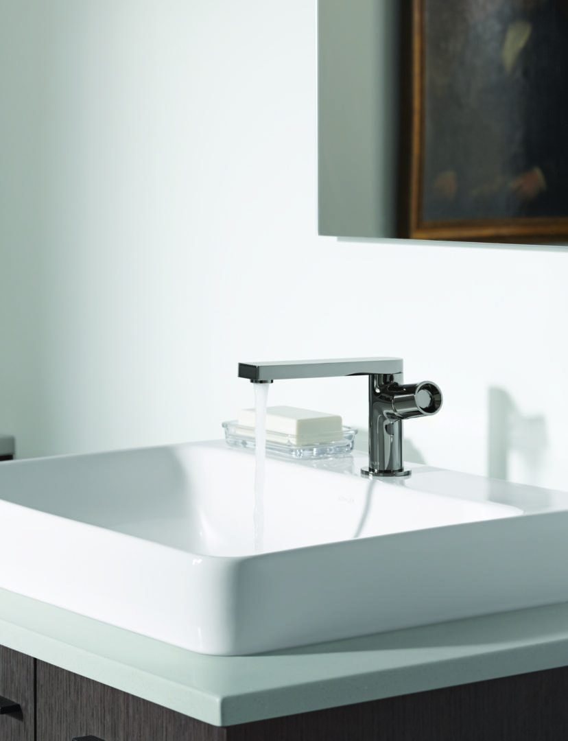 A Masterpiece of Modern Water Movement Wins Red Dot International Design Award