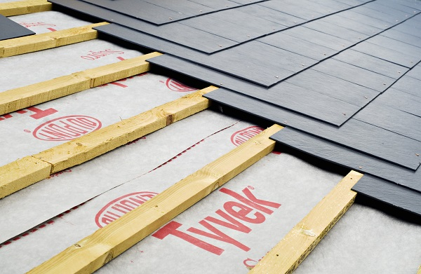 Your home deserves the best – DuPont™ Tyvek® Supro Plus Roof Underlay