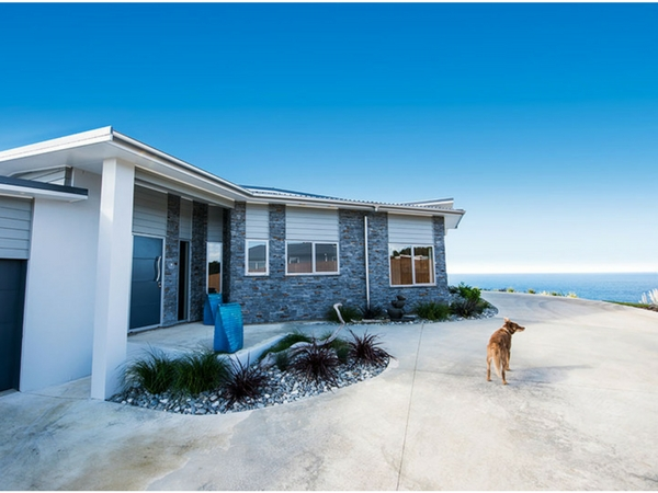 Marley features in this captivating coastal Northland property