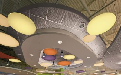 Stringent new performance guidelines demand a new approach to ceilings
