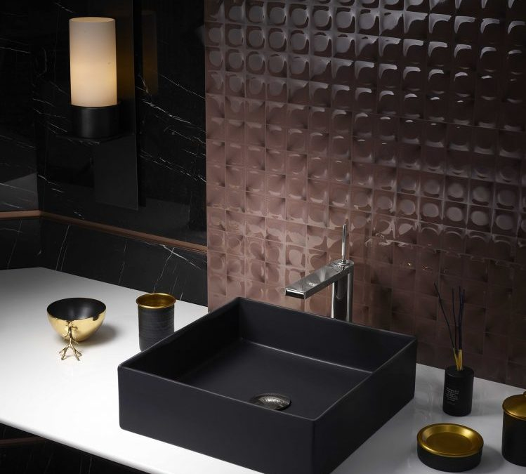 Kohler Goes Black to Basics