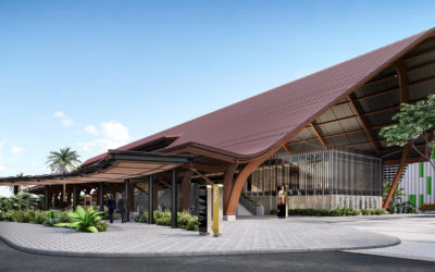Engineered by Nature – Star Mountain Plaza Convention Centre