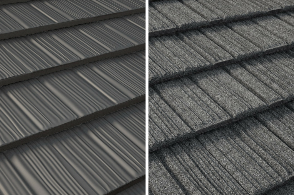 Why Gerard's textured roof profile is the premium choice